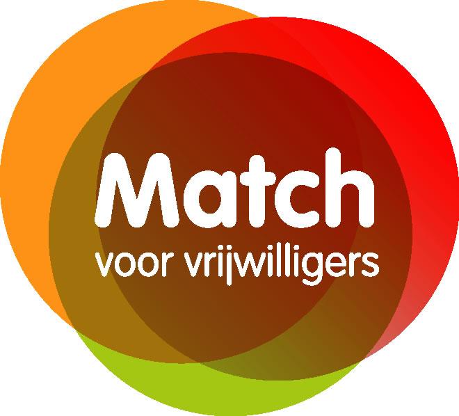 Match voor Vrijwilligers; webdesign en website ontwikkeling door Intoappsnwebs Venray